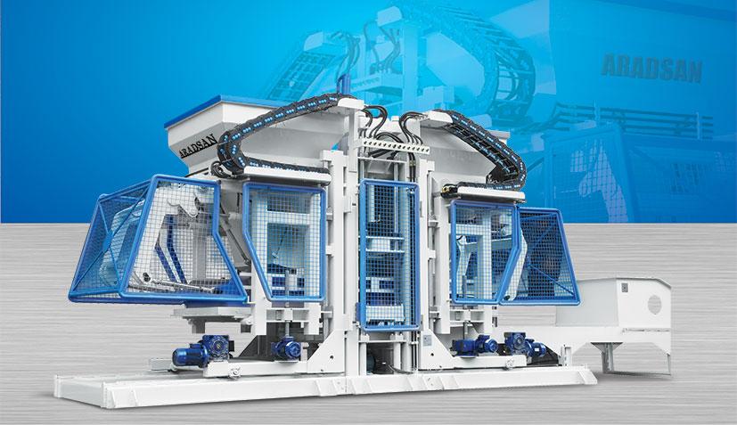 Beton Blok Machinery