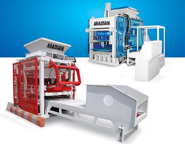 Автоматическая машина для производства бетоноукладчиков TP.RN1518