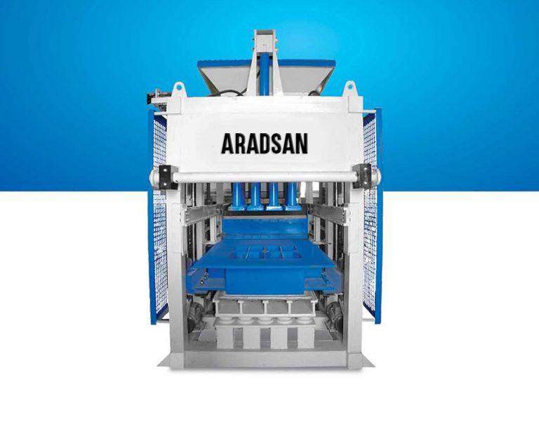 Автоматическая машина для производства плитки для асфальтоукладчика TP.RN1015